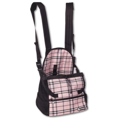 Mochila frontal Scotthis Pink