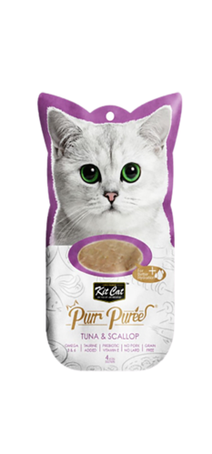 Kitcat PurrPuree con Atun