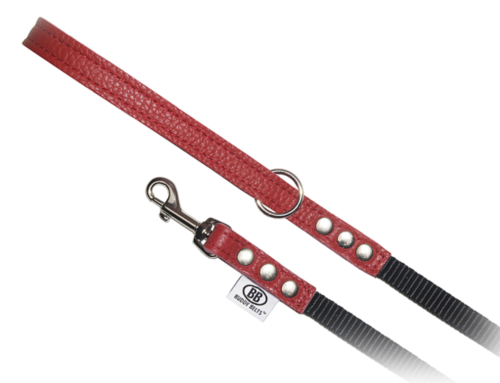 Correa Buddy Belts Rojo